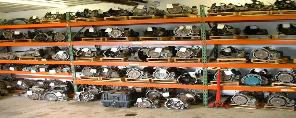 barely used auto parts
